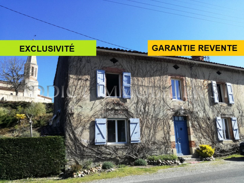 Vente maison / villa Servies 160000€ - Photo 1