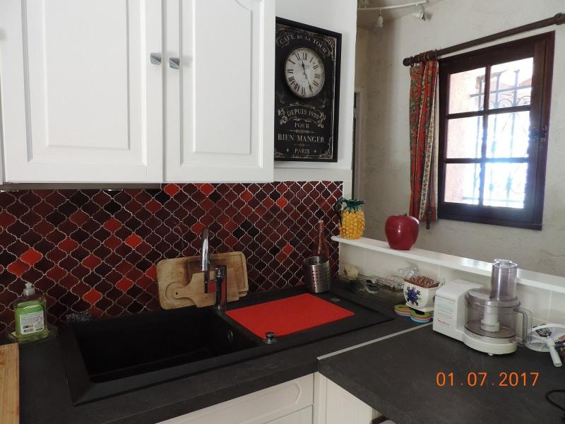 Short-term rental house / villa Les issambres 1050€ CC - Picture 13