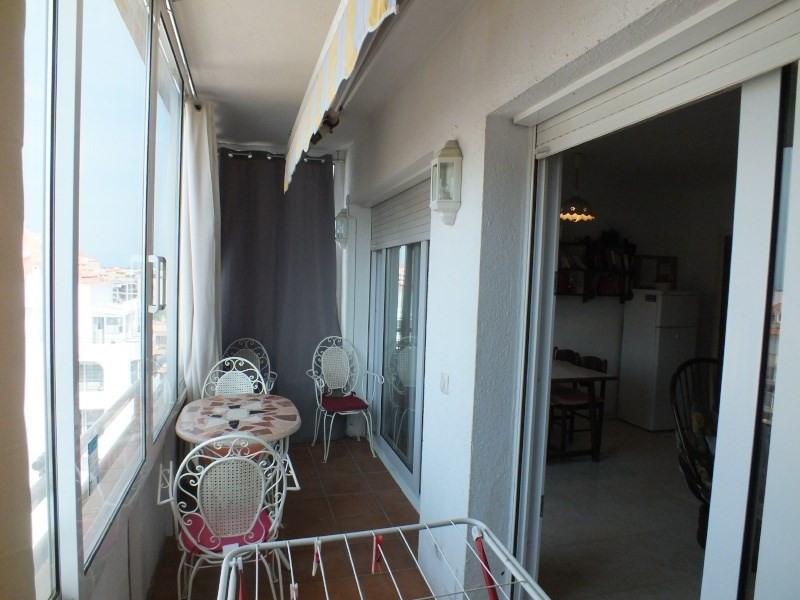 Location vacances appartement Roses santa-margarita 456€ - Photo 16