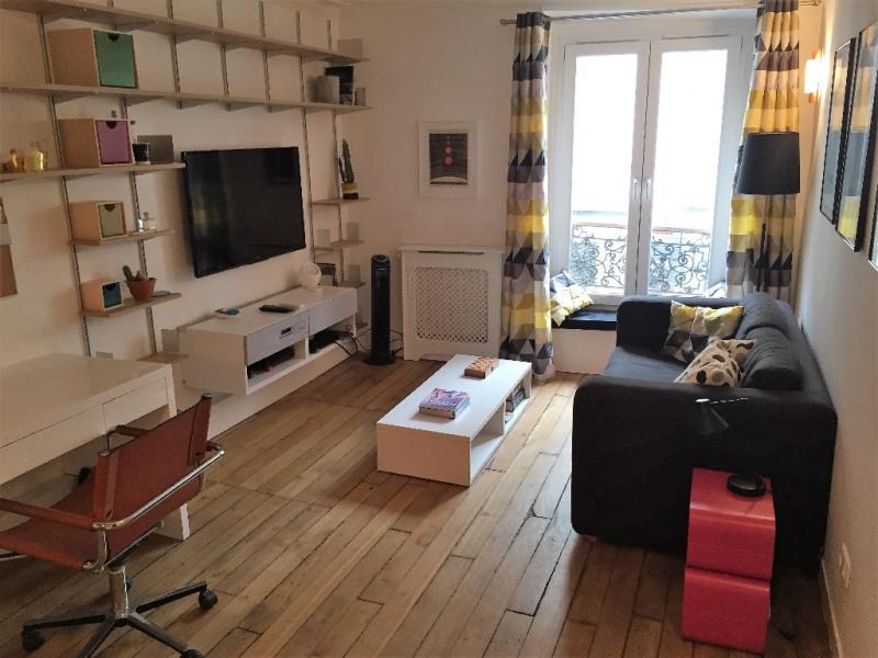 Vente appartement Paris 18ème 585000€ - Photo 2
