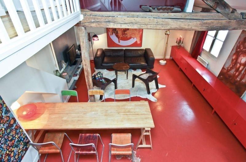 Sale apartment Paris 10ème 643000€ - Picture 1
