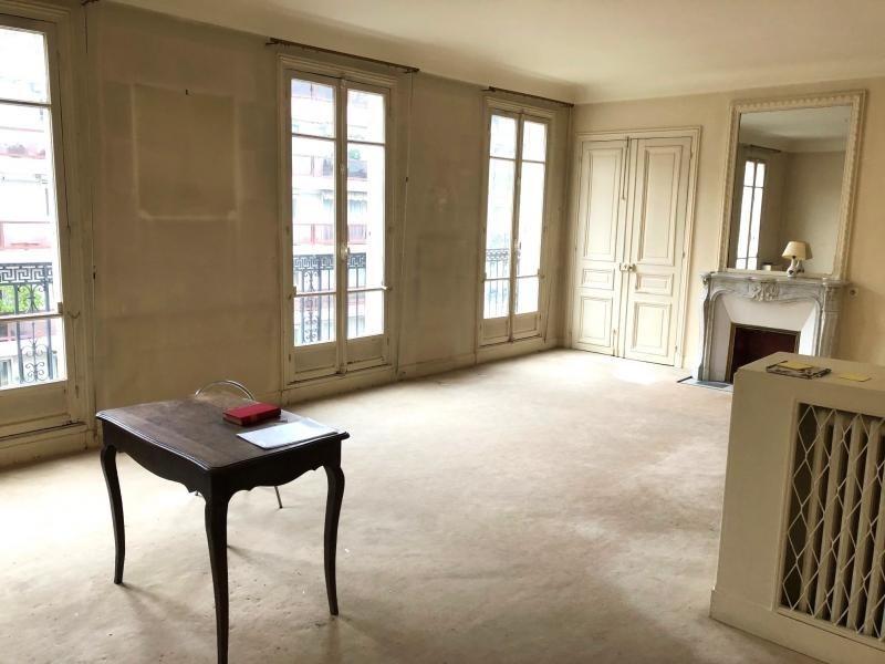 Deluxe sale apartment Paris 16ème 1957000€ - Picture 2