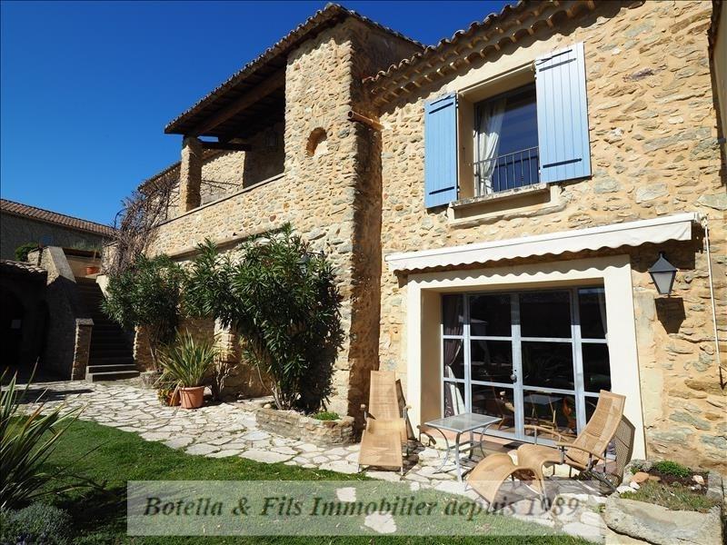 Verkoop van prestige  huis Uzes 745000€ - Foto 9