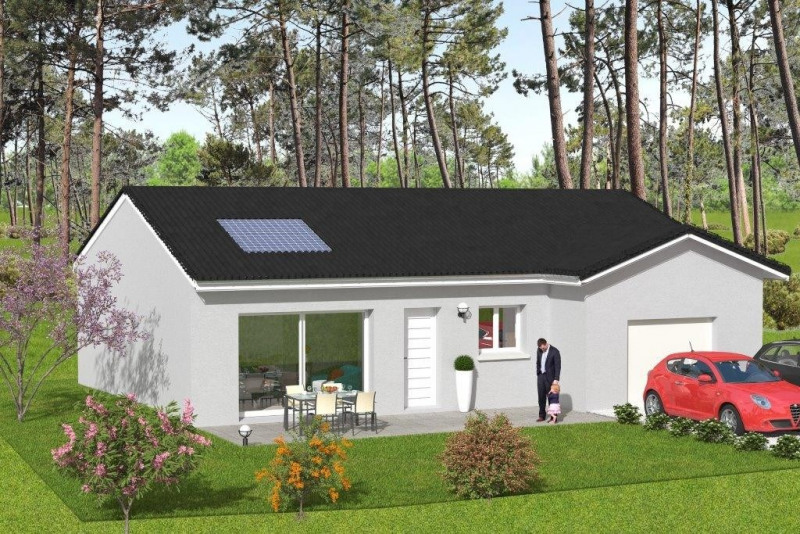 Villa de plain pied 90 m²