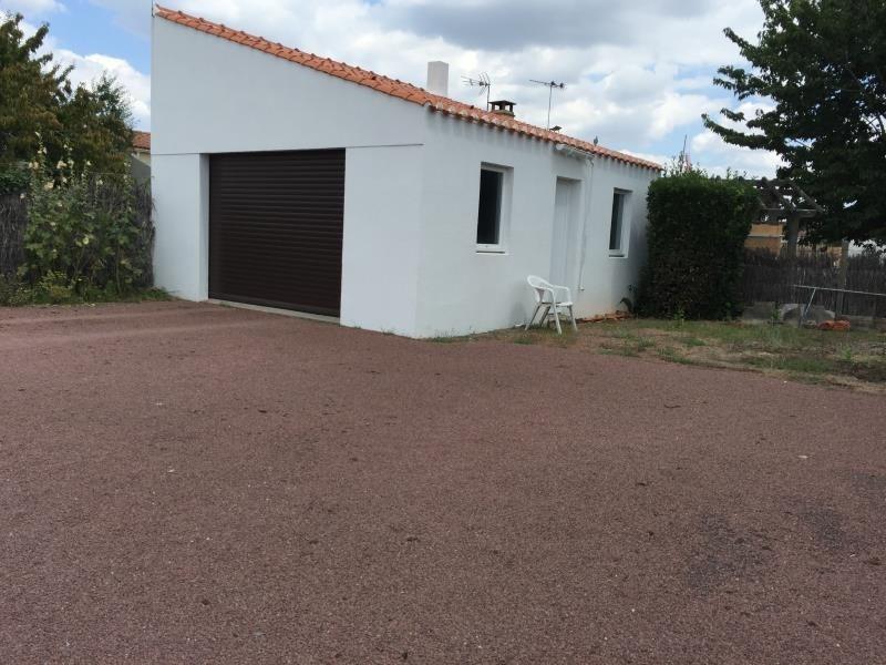 Vente maison / villa St vincent sur jard 228800€ - Photo 7