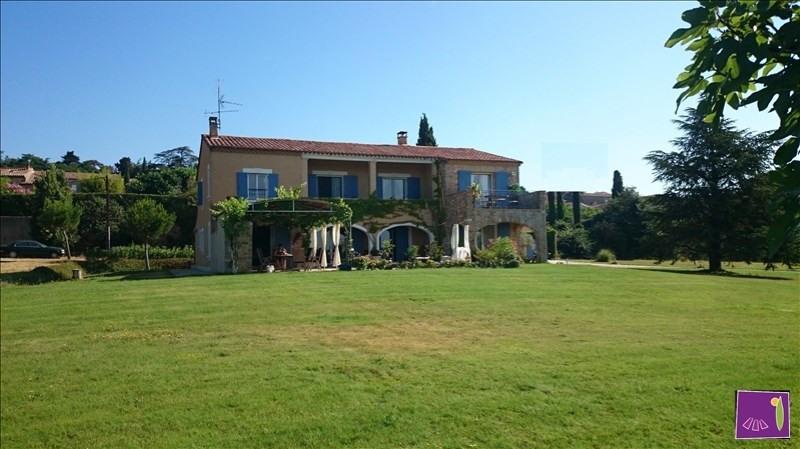 Immobile residenziali di prestigio casa Uzes 1150000€ - Fotografia 14