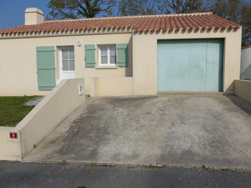 Vente maison / villa Beaulieu sous la roche 139000€ - Photo 1