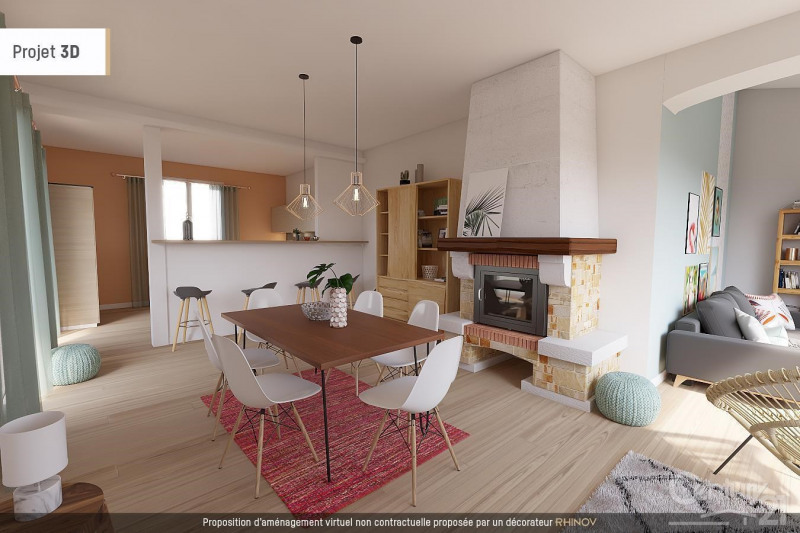 Vente maison / villa Tournefeuille 280000€ - Photo 1