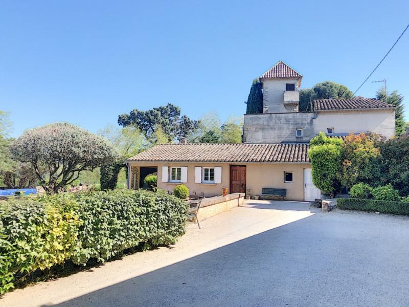 Revenda residencial de prestígio casa Roquemaure 770000€ - Fotografia 4