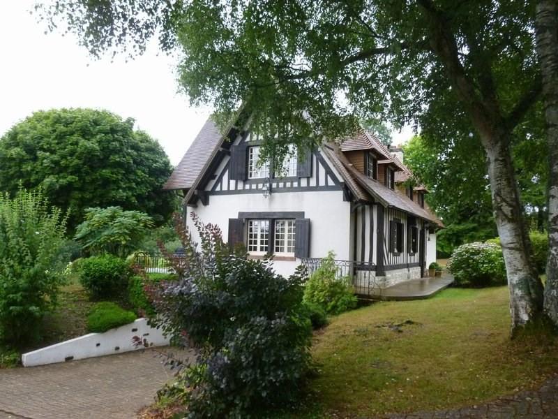 Vente de prestige maison / villa Le breuil en auge 585000€ - Photo 6