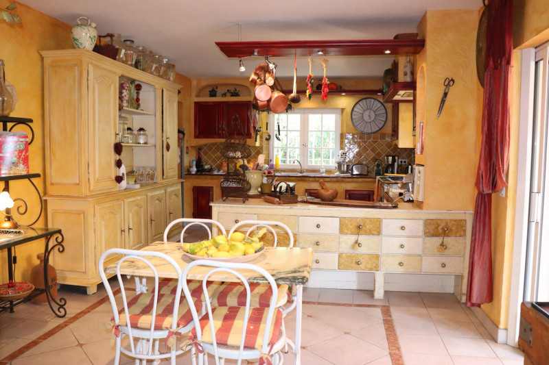 Vacation rental house / villa Grimaud 5 000€ - Picture 4