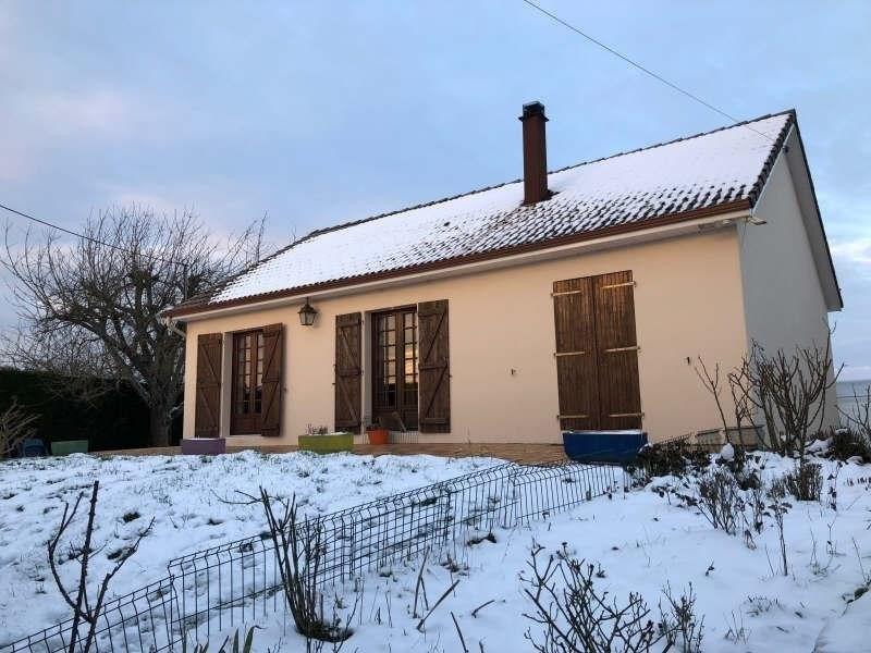 Sale house / villa Les thilliers en vexin 159000€ - Picture 1