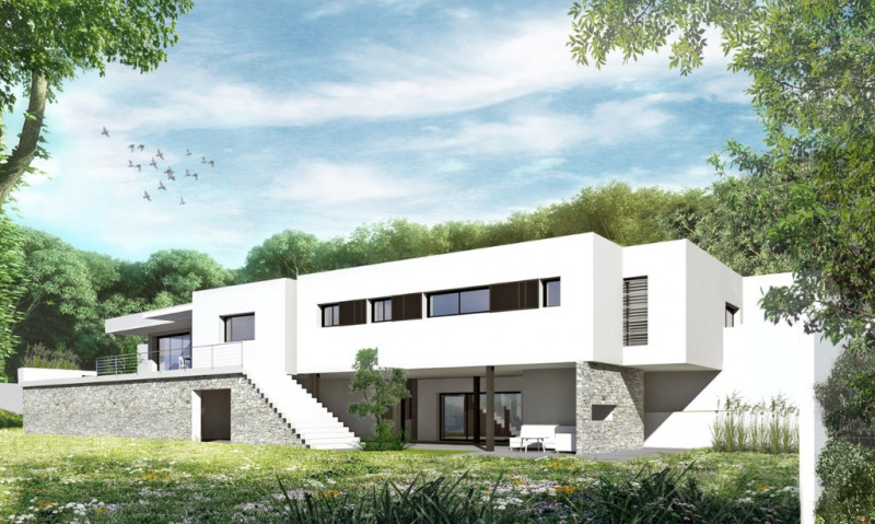 Vente terrain Aix en provence 550 000€ - Photo 2
