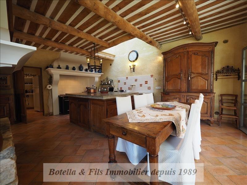 Verkoop van prestige  huis Uzes 745000€ - Foto 5