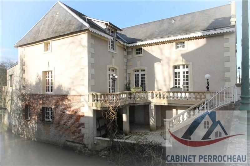 Sale house / villa Le mans 443000€ - Picture 2