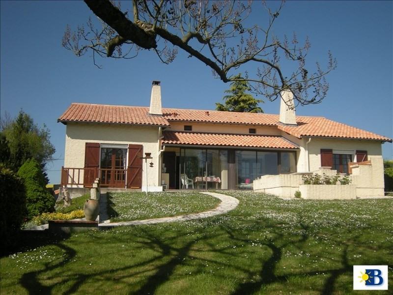 Vente maison / villa Marigny brizay 233200€ - Photo 1