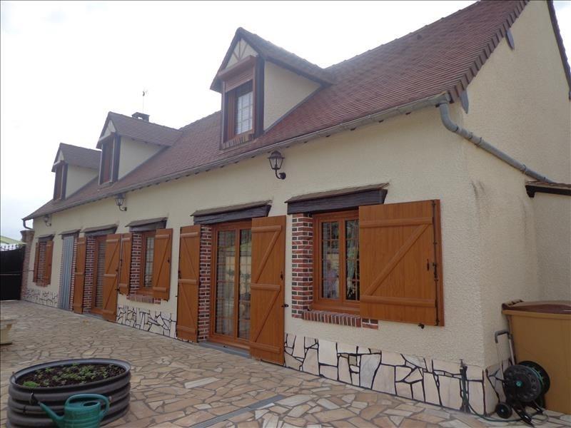 Vente maison / villa Nogent le roi 240620€ - Photo 1