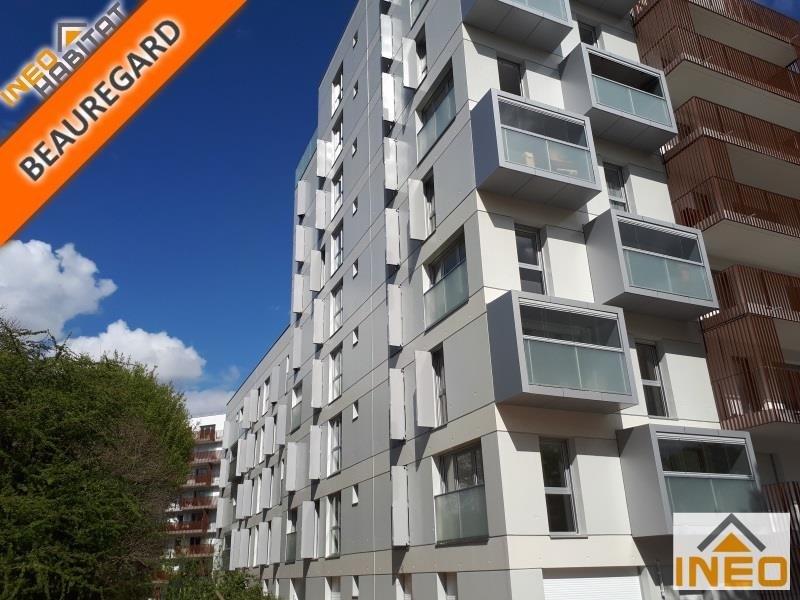 Location appartement Rennes 730€ CC - Photo 1