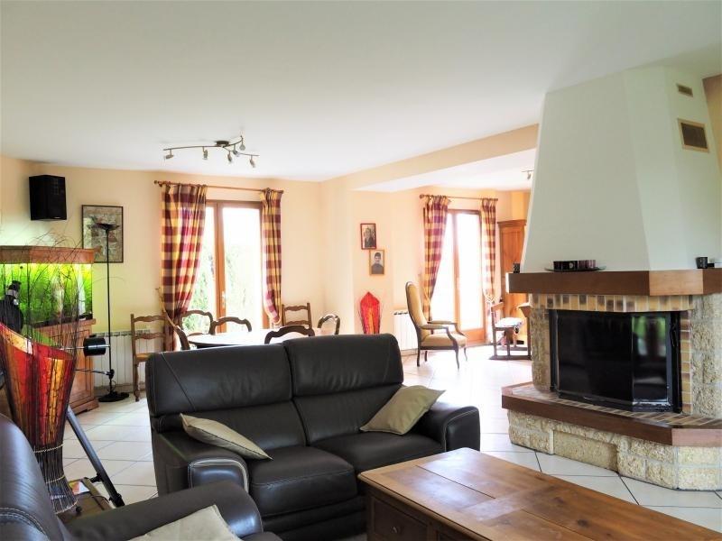 Revenda casa Hanches 340000€ - Fotografia 5