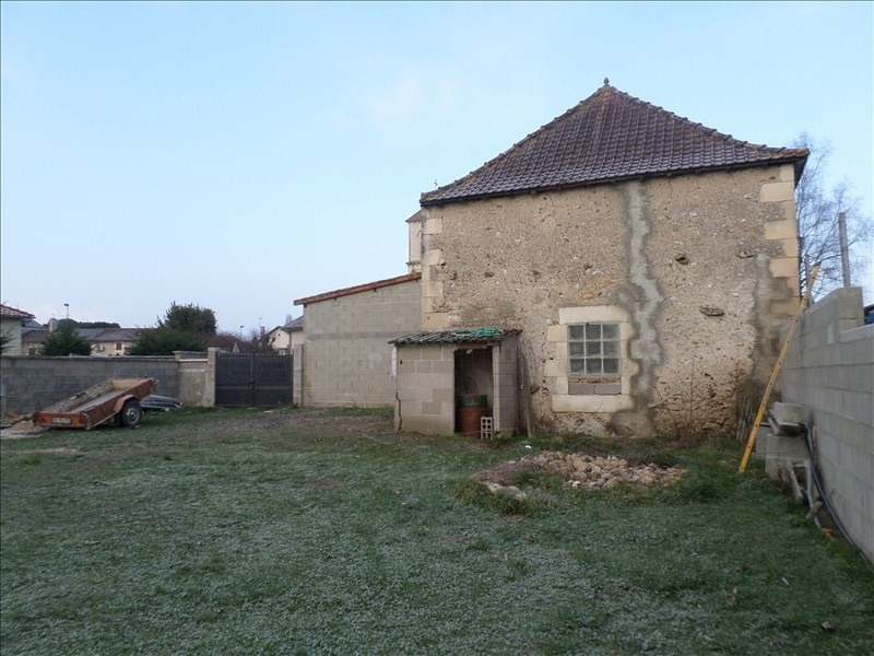 Vente maison / villa Chauvigny 43 000€ - Photo 3