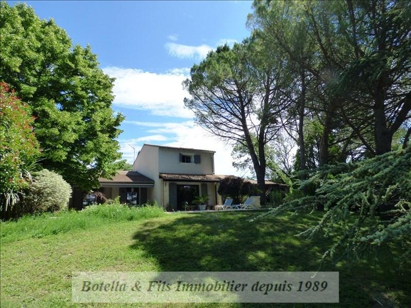 Verkoop  huis Uzes 453000€ - Foto 6