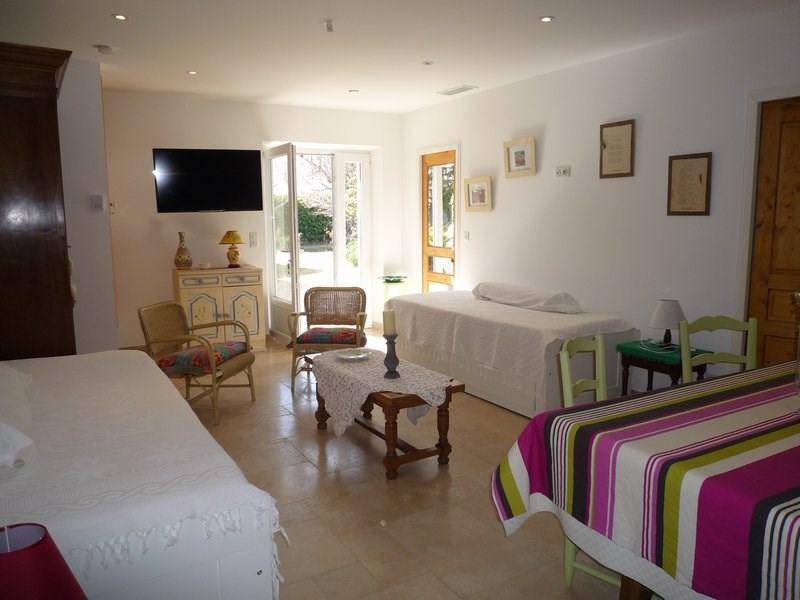 Rental apartment Jonquieres 480€ CC - Picture 3