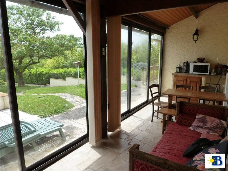 Vente maison / villa Marigny brizay 233200€ - Photo 7