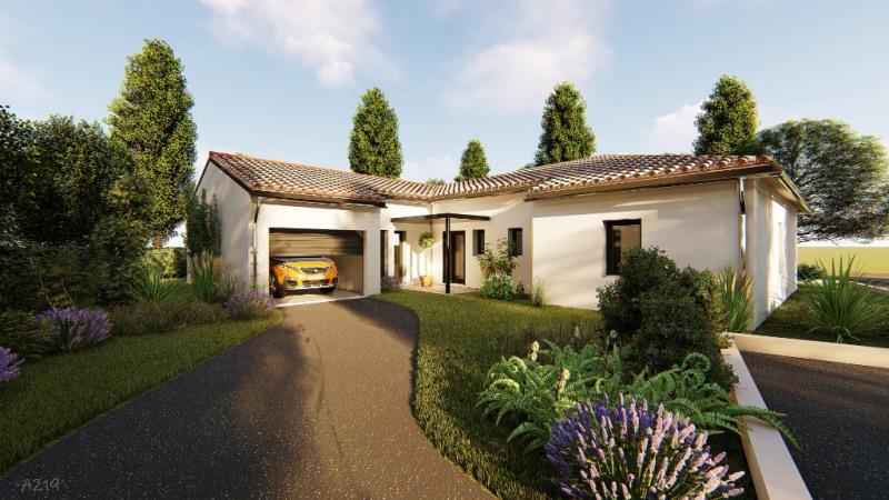Vente maison / villa Mours saint eusebe 295000€ - Photo 1