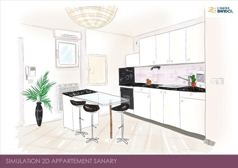 Vente appartement Sanary sur mer 229000€ - Photo 1