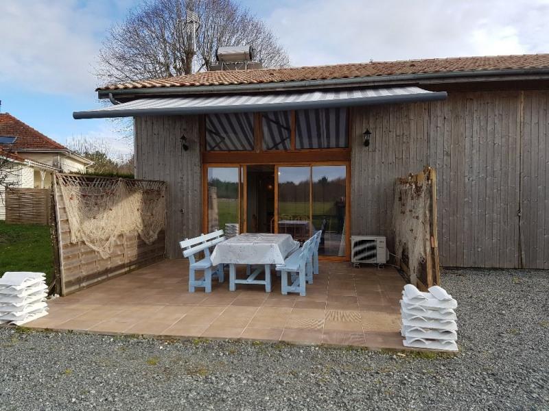 Location vacances bâtiment Le porge 300€ - Photo 3