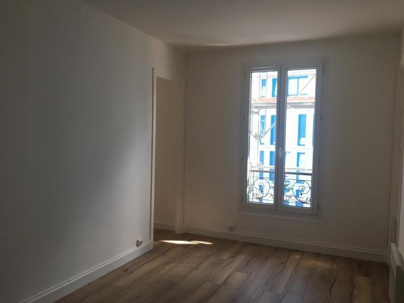 Rental apartment Paris 19ème 1450€ CC - Picture 2