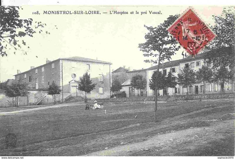 Sale apartment Monistrol-sur-loire 349000€ - Picture 1