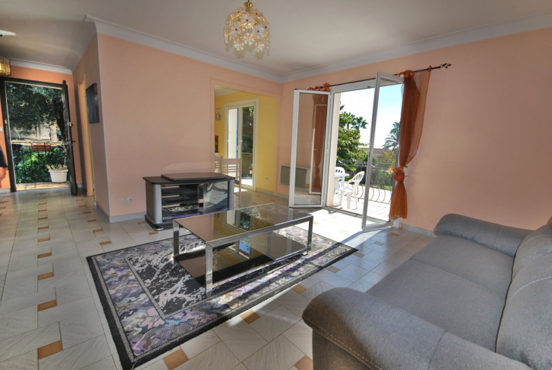 Rental apartment Antibes 1 150€ CC - Picture 2