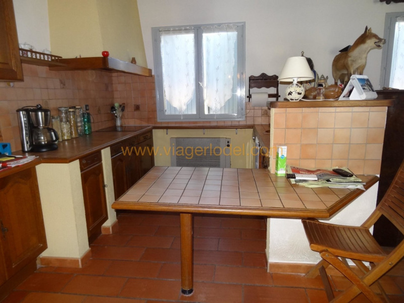 Life annuity house / villa Theziers 70000€ - Picture 9