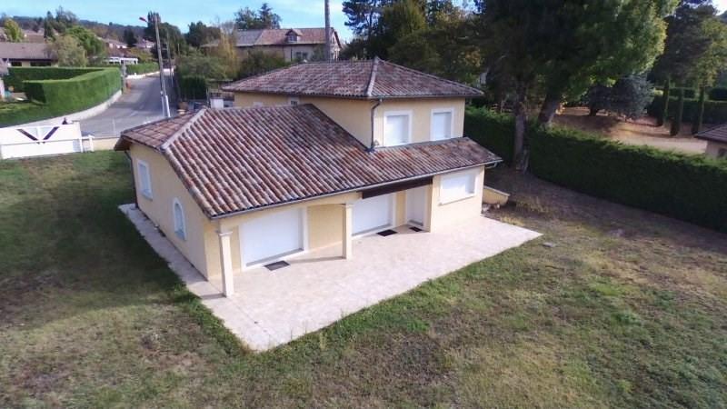 Vente maison / villa Bourgoin jallieu 495000€ - Photo 1