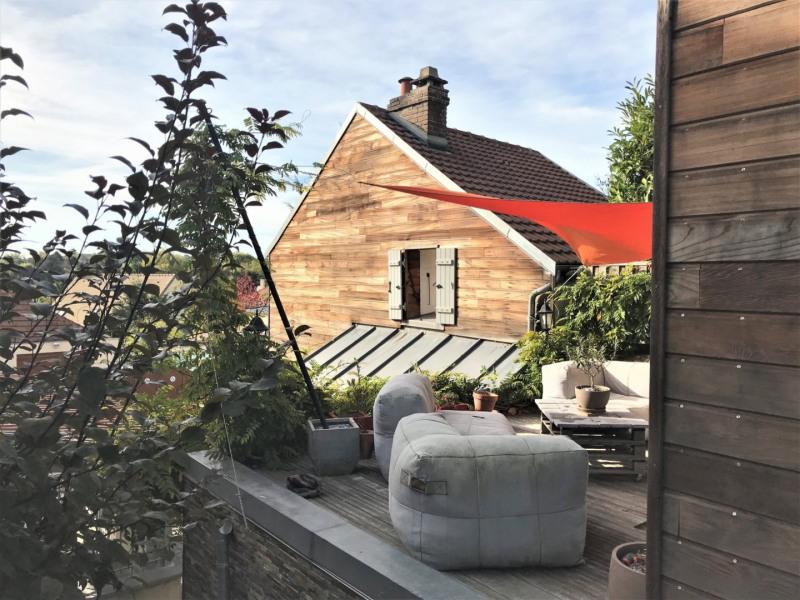Sale house / villa Villennes sur seine 520000€ - Picture 1
