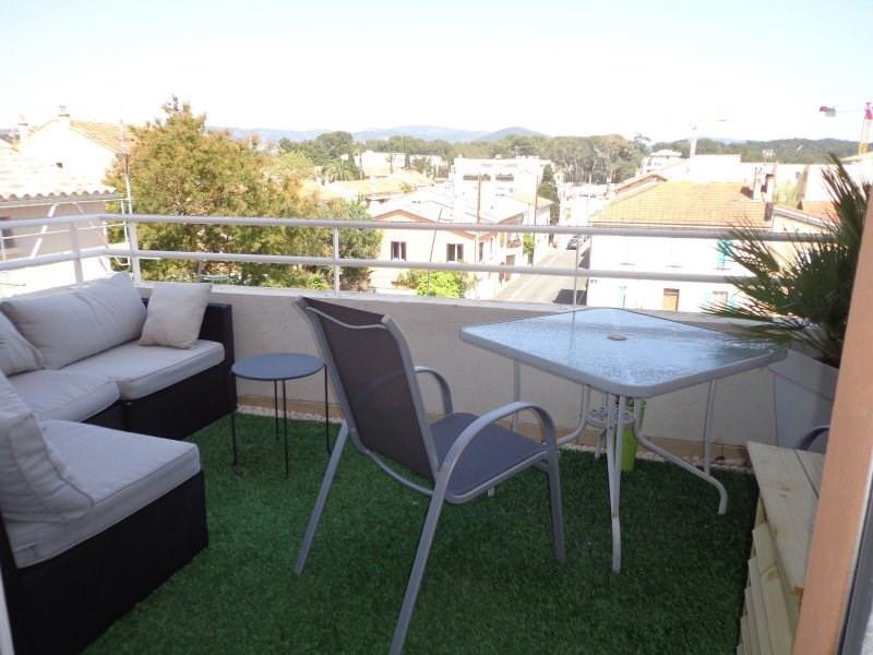 Vente de prestige appartement La londe les maures 498200€ - Photo 9