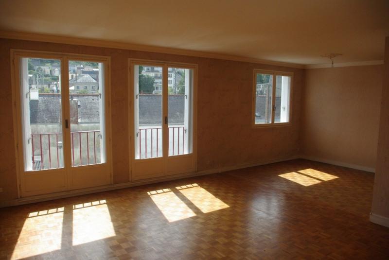 Sale apartment Quimper 112600€ - Picture 1