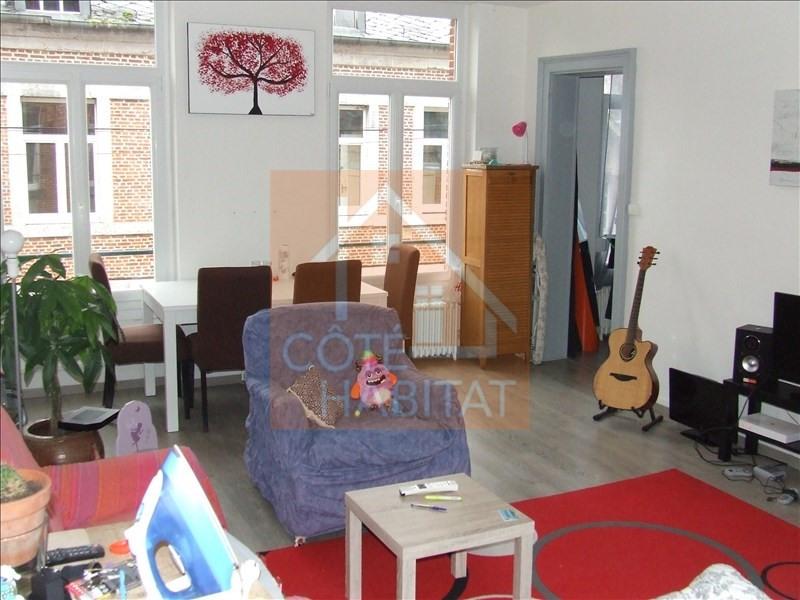 Rental apartment Avesnes sur helpe 510€ CC - Picture 1