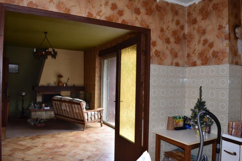 Sale house / villa St martin de valamas 86000€ - Picture 5