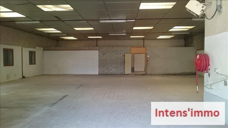 Vente local commercial Bourg les valence 231 000€ - Photo 1