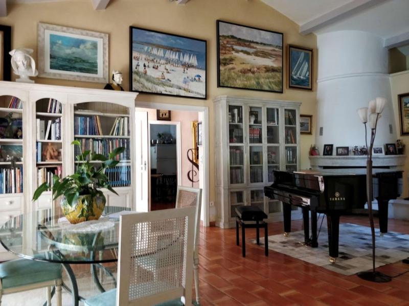 Vente de prestige maison / villa Ventabren 861000€ - Photo 17