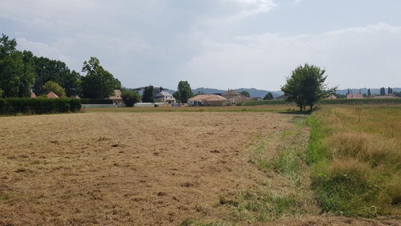 Terrain Lescar 1450 m2