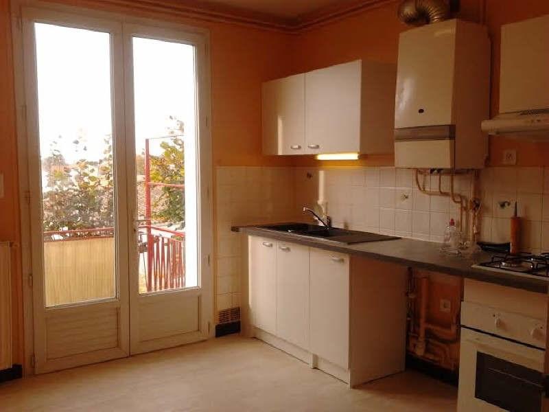 Location maison / villa Chauray 565€ CC - Photo 1