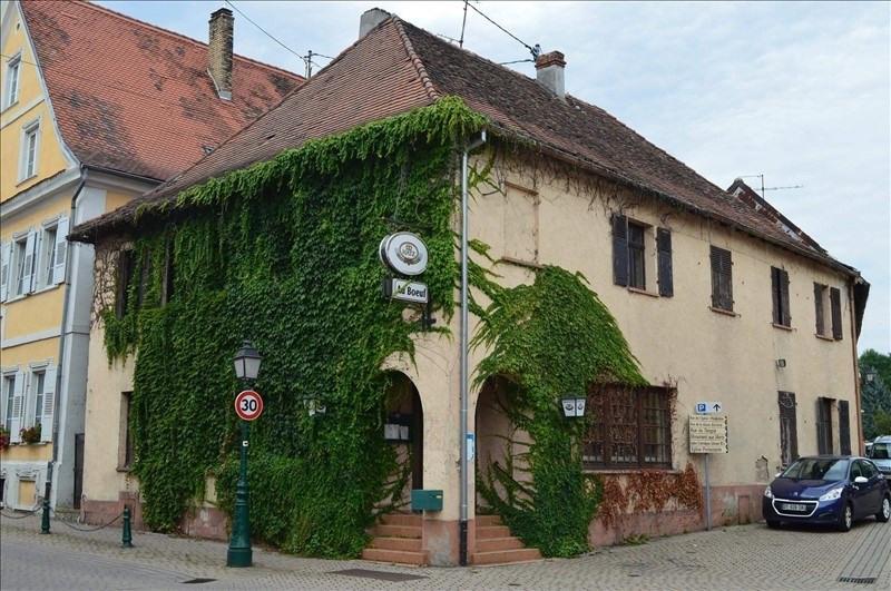 Sale building Lauterbourg 259000€ - Picture 1