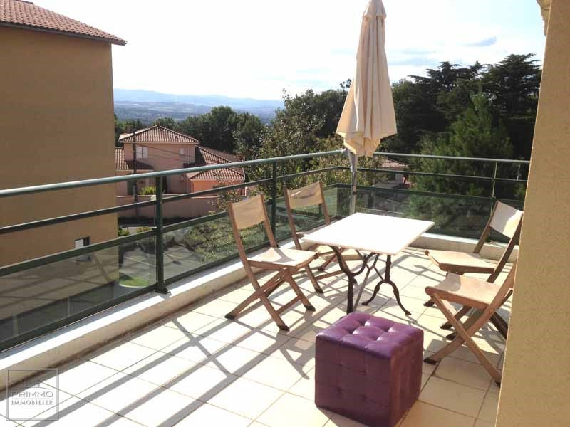 Rental apartment Limonest 1 027€ CC - Picture 1