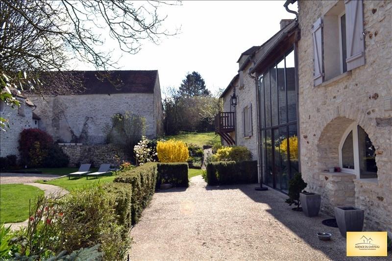 Venta  casa Breuil bois robert 700000€ - Fotografía 4