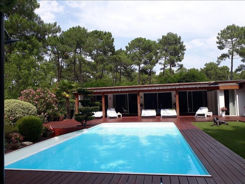 Vente de prestige maison / villa Lacanau ocean 1352000€ - Photo 1