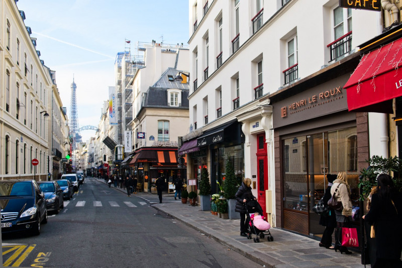 Cession de bail boutique Paris 7ème 330000€ - Photo 5