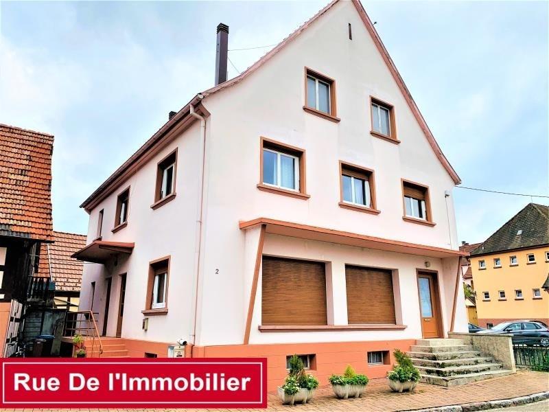 Produit d'investissement maison / villa Lembach 206900€ - Photo 2